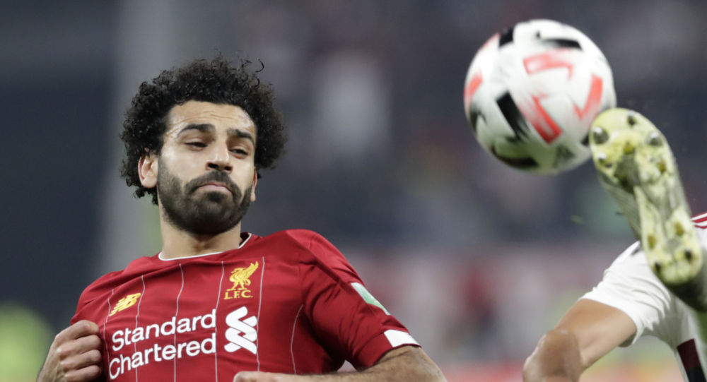 محمد صلاح AP Photo / Hassan Ammar